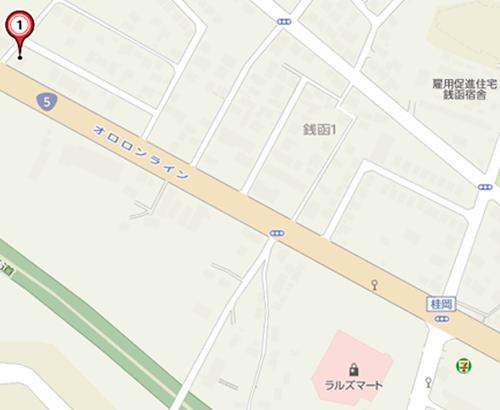 kyoonmap